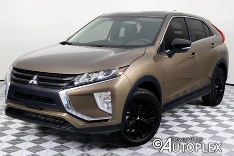 Fort Collins Mitsubishi >> 2018 Mitsubishi Eclipse Cross For Sale In Lewisville Tx