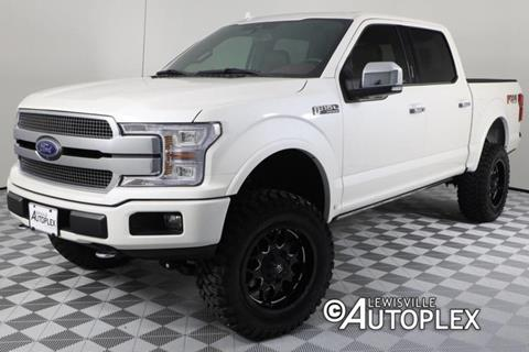 2019 Ford F-150 for sale in Lewisville, TX