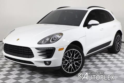 2018 Porsche Macan for sale in Lewisville, TX