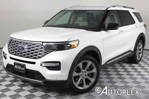 2020 Ford Explorer for sale in Lewisville, TX