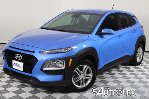 2019 Hyundai Kona for sale in Lewisville, TX