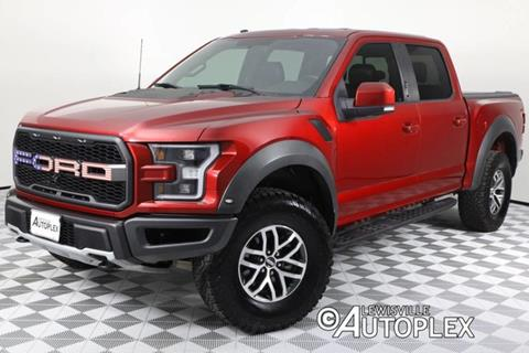 2018 Ford F-150 for sale in Lewisville, TX