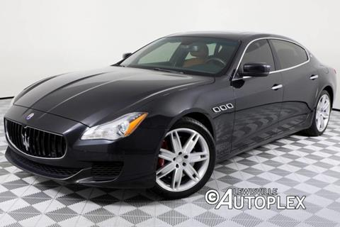 2014 Maserati Quattroporte for sale in Lewisville, TX