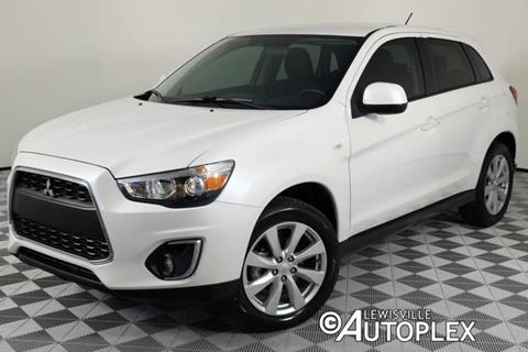 2015 Mitsubishi Outlander Sport for sale in Lewisville, TX