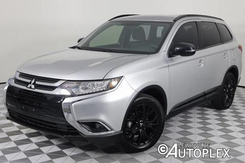 2018 Mitsubishi Outlander for sale in Lewisville, TX