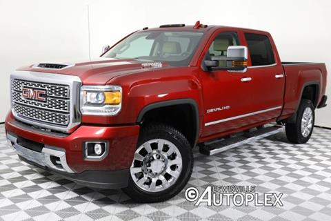 2019 GMC Sierra 2500HD for sale in Lewisville, TX