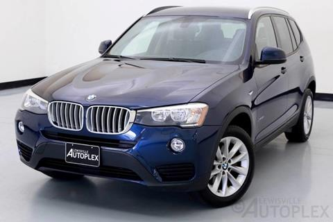2016 BMW X3 for sale in Lewisville, TX