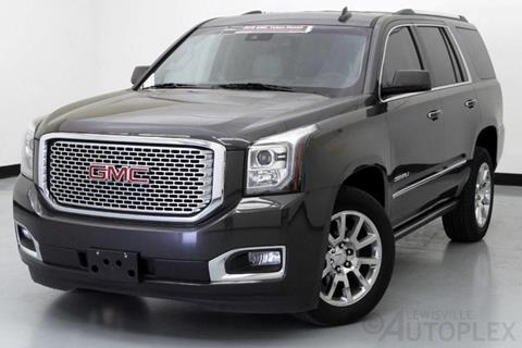 2016 GMC Yukon for sale in Lewisville, TX