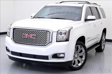 2015 GMC Yukon for sale in Lewisville, TX