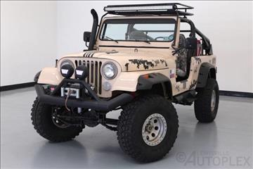 1982 Jeep Scrambler for sale in Lewisville, TX