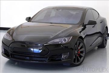 2016 Tesla Model S for sale in Lewisville, TX