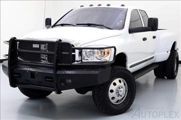 2007 Dodge Ram Pickup 3500 for sale in Lewisville, TX