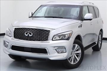 2016 Infiniti QX80 for sale in Lewisville, TX