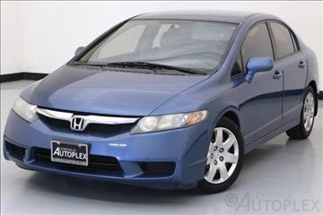 2010 Honda Civic for sale in Lewisville, TX