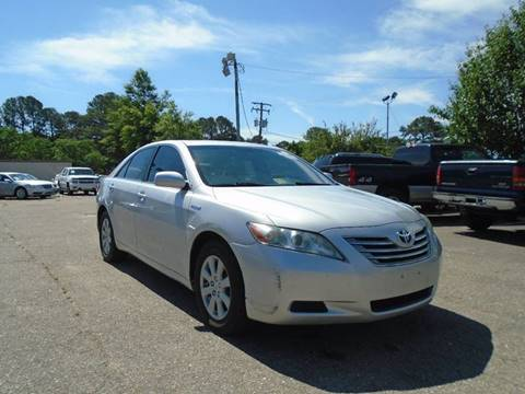 2008 Toyota Camry Hybrid for sale in Virginia Beach, VA