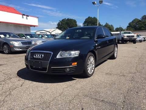 2007 Audi A6 for sale in Virginia Beach, VA