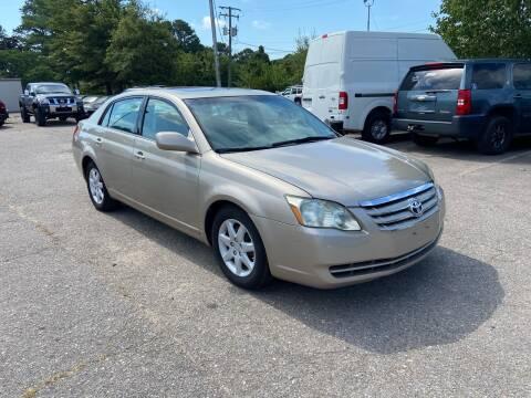 2007 Toyota Avalon for sale at Premium Auto Brokers in Virginia Beach VA