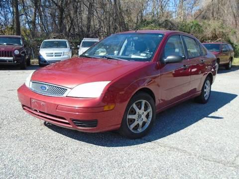 2005 Ford Focus for sale in Virginia Beach, VA