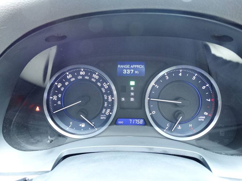 2013 Lexus IS 250 4dr Sedan - Lexington KY