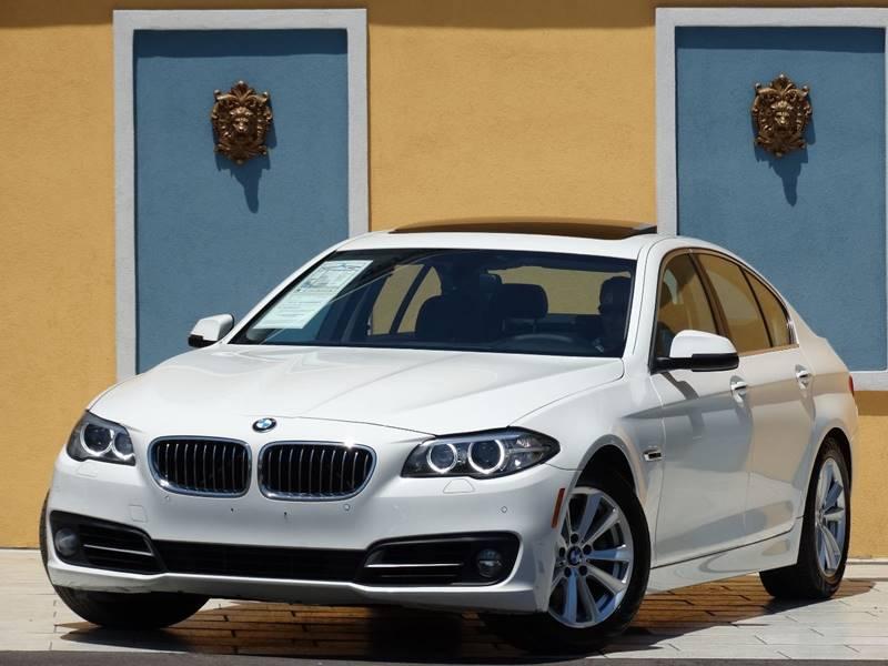 2015 BMW 5 Series AWD 528i xDrive 4dr Sedan - Lexington KY