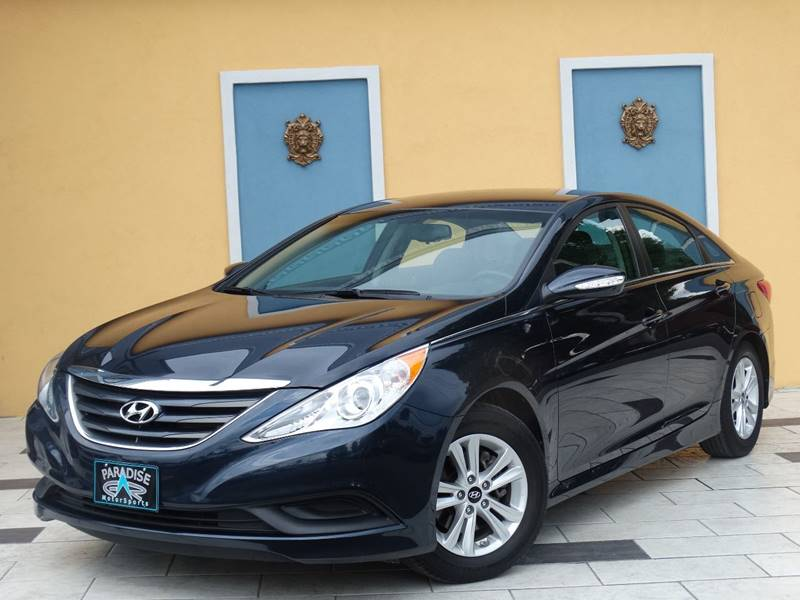 2014 Hyundai Sonata GLS 4dr Sedan - Lexington KY