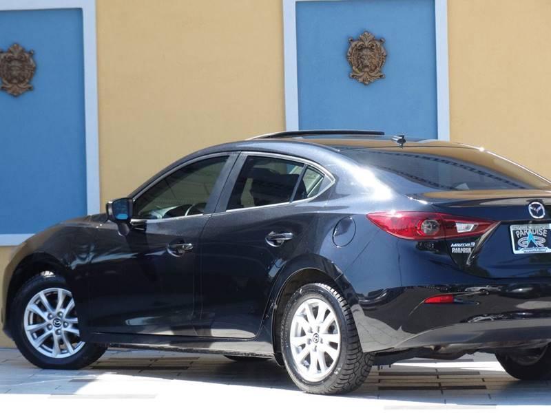2014 Mazda MAZDA3 i Touring 4dr Sedan 6A - Lexington KY