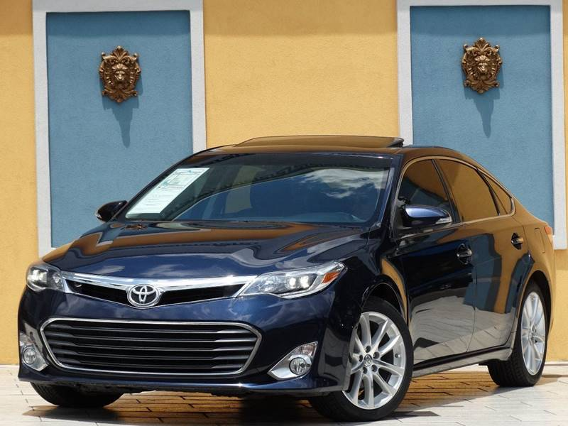 2015 Toyota Avalon Limited 4dr Sedan - Lexington KY