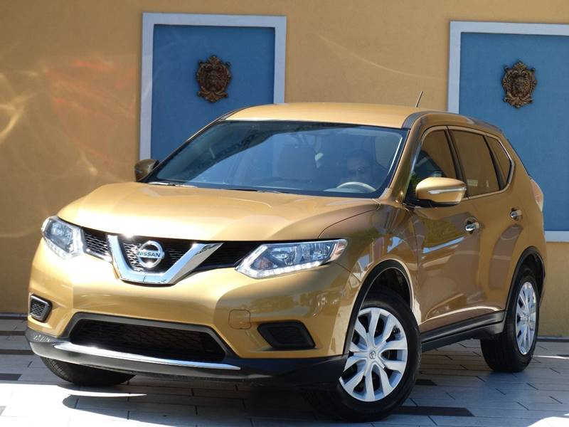 2015 Nissan Rogue S 4dr Crossover - Lexington KY