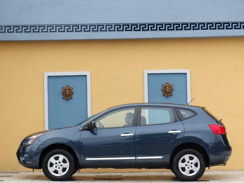 2014 Nissan Rogue Select S 4dr Crossover - Lexington KY