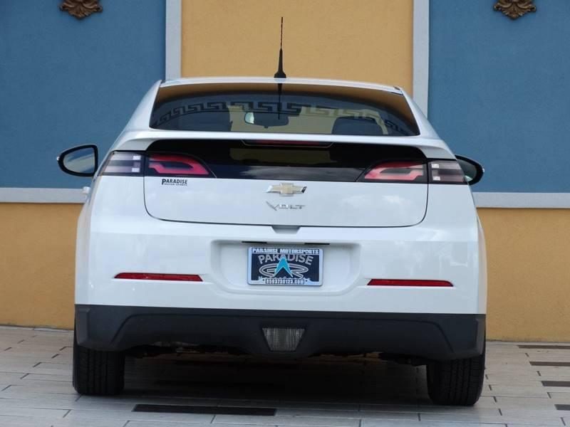 2014 Chevrolet Volt 4dr Hatchback - Lexington KY