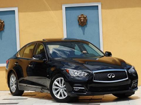 2015 Infiniti Q50 for sale in Lexington, KY