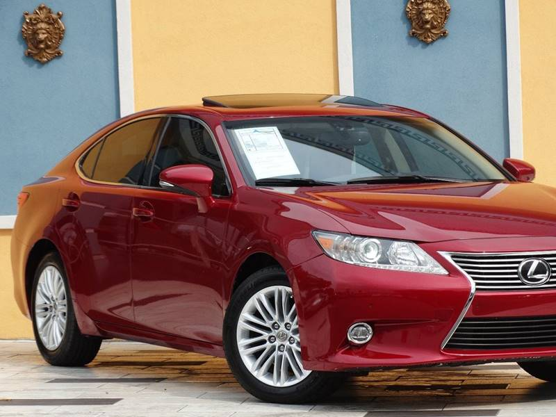 2014 Lexus ES 350 4dr Sedan - Lexington KY