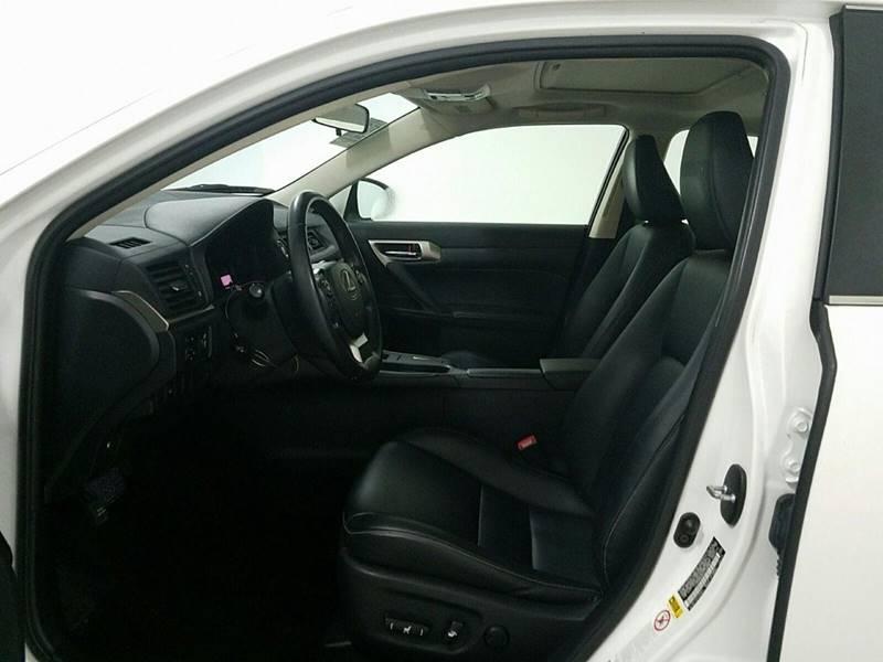 2014 Lexus CT 200h 4dr Hatchback - Lexington KY