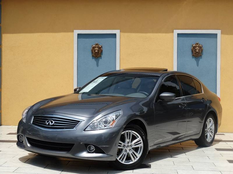 2013 Infiniti G37 Sedan AWD x 4dr Sedan - Lexington KY
