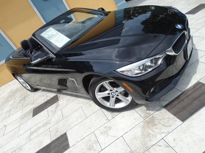 2014 BMW 4 Series AWD 428i xDrive 2dr Convertible SULEV - Lexington KY