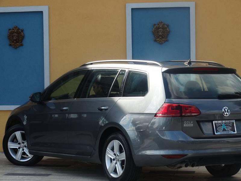 2015 Volkswagen Golf SportWagen TDI S 4dr Wagon 6A - Lexington KY