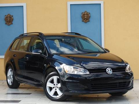 2015 Volkswagen Golf SportWagen for sale in Lexington, KY