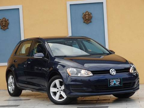 Lexington Volkswagen >> Used Volkswagen Golf For Sale In Lexington Ky Carsforsale Com