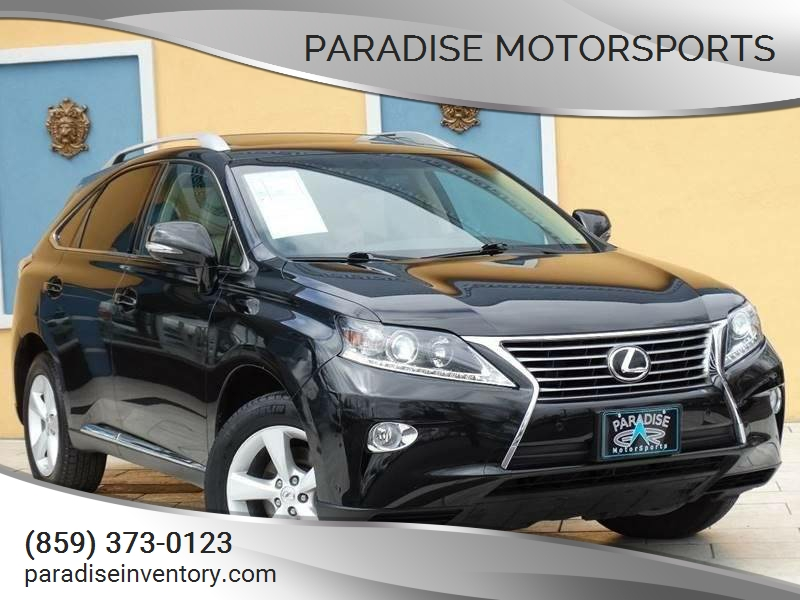 ... 2015 Lexus Rx 350 AWD 4dr SUV In Lexington KY Paradise MotorSports