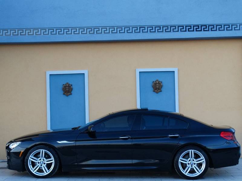2015 BMW 6 Series for sale at Paradise Motor Sports LLC in Lexington KY