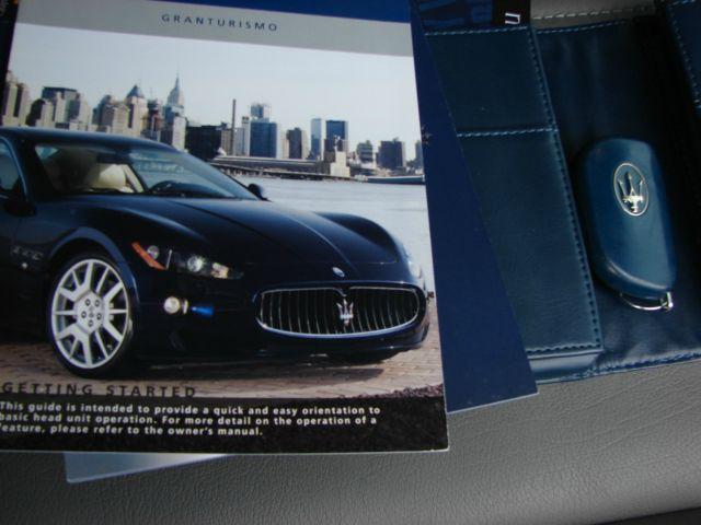 2009 maserati granturismo coupe certified warranty in lexington ky loan payment estimator sciox Images