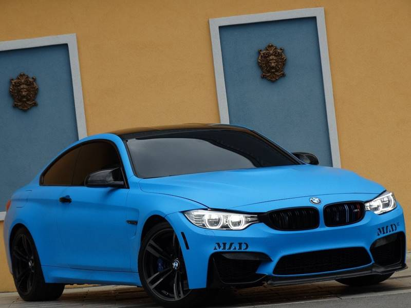 2015 BMW M4 for sale at Paradise Motor Sports LLC in Lexington KY