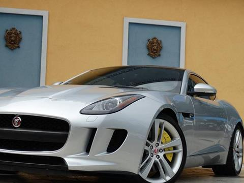 2016 Jaguar F-TYPE for sale at Paradise Motor Sports LLC in Lexington KY