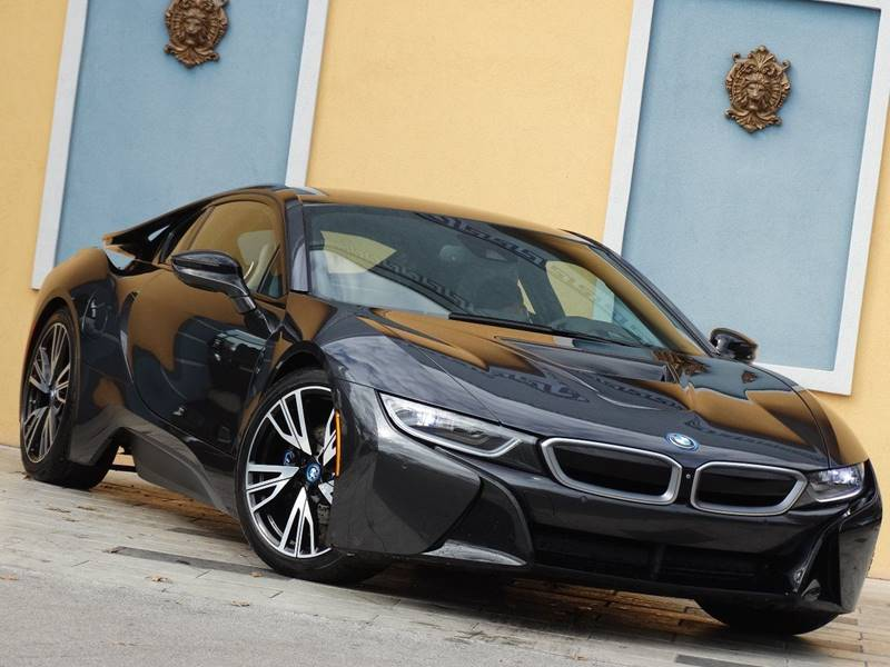 2015 Bmw I8 Awd 2dr Coupe In Lexington Ky Paradise Motor Sports Llc