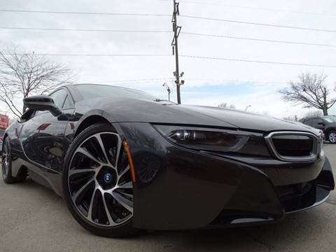2014 BMW i8 for sale at Paradise Motor Sports LLC in Lexington KY