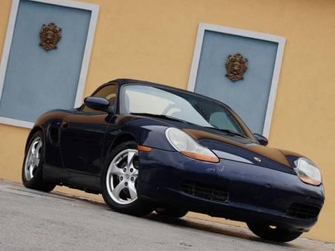 2001 Porsche Boxster for sale in Lexington, KY