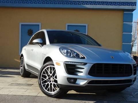 2015 Porsche Macan for sale at Paradise Motor Sports LLC in Lexington KY