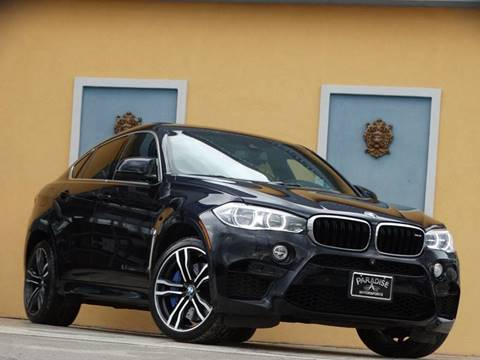 2015 BMW X6 M for sale at Paradise Motor Sports LLC in Lexington KY