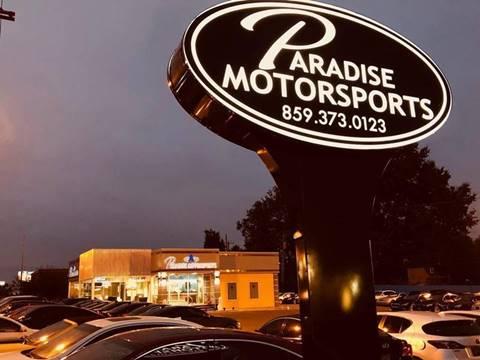 2012 Hyundai Sonata for sale at Paradise Motor Sports LLC in Lexington KY