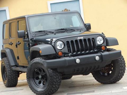 2012 Jeep Wrangler Unlimited for sale in Lexington, KY